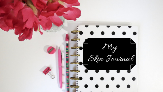 skin journaling