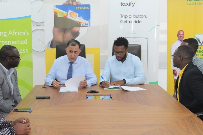 Taxify Partners with Vivo Energy to Reduce the Cost of Doing Business for Drivers in Ghana