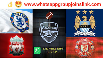 Latest EPL[English Premier League] Whatsapp Group Joins Link 2019