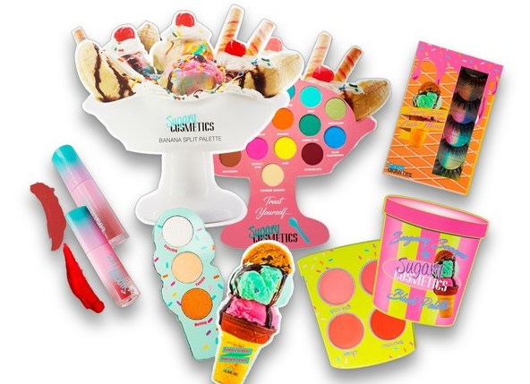 Sugery Cosmetics Sugary Scoops Ice Cream Collection