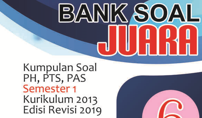 Download Bank Soal Kelas 3 SD/MI Semester 1 Kurikulum 2013 ...