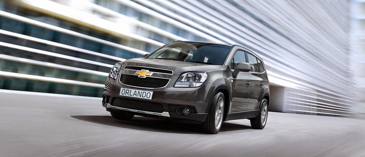 Harga Dan Spesifikasi Chevrolet Orlando Terbaru 2014 ...