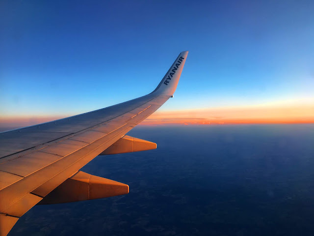 ryanair review london stansted to bucharest romania