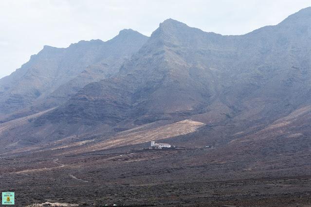 Villa Winter en Cofete, Fuerteventura