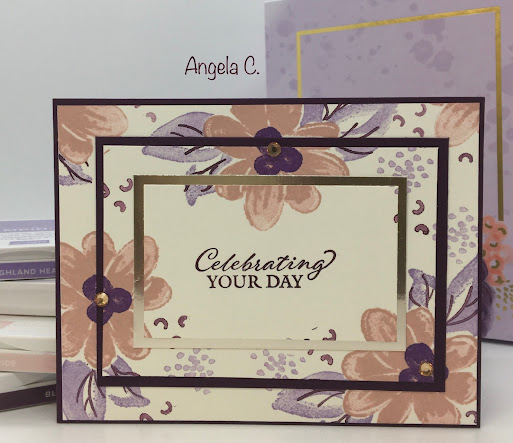 Stampin' Up!, Gorgeous Posies,
