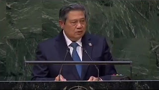 Kalau Dibandingkan Pidato SBY di Sidang Umum PBB, Pidato Jokowi Kalah Jauh