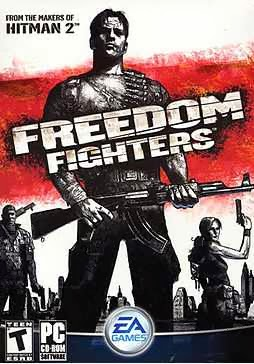 Freedom Fighters 2003 iSO for PC