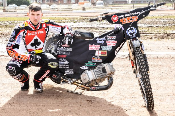 Craig Cook nyert Abensbergben