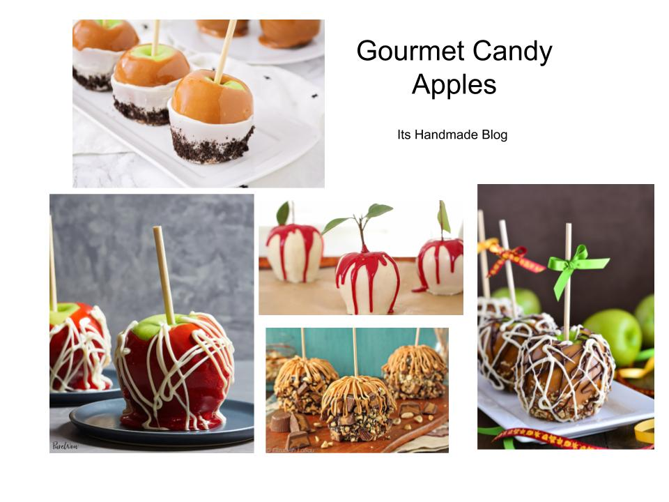 festive candy apples from Halloween favorites to classic treats and vegan candy apple recipes