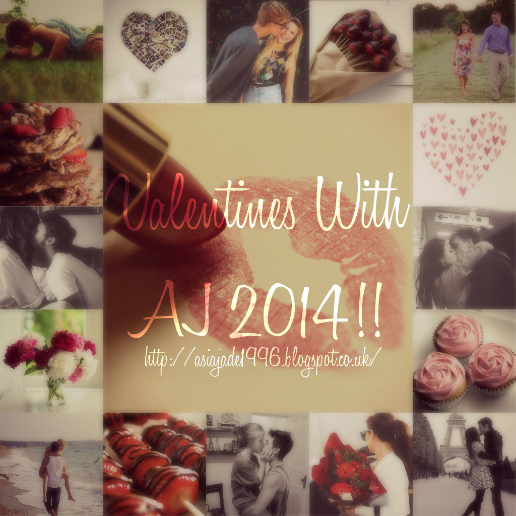 Valentines With AJ 2014 | No.5