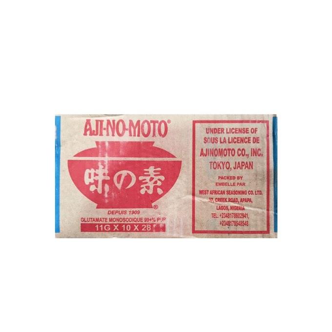 Aji-No-Moto Seasoning 11g x 280