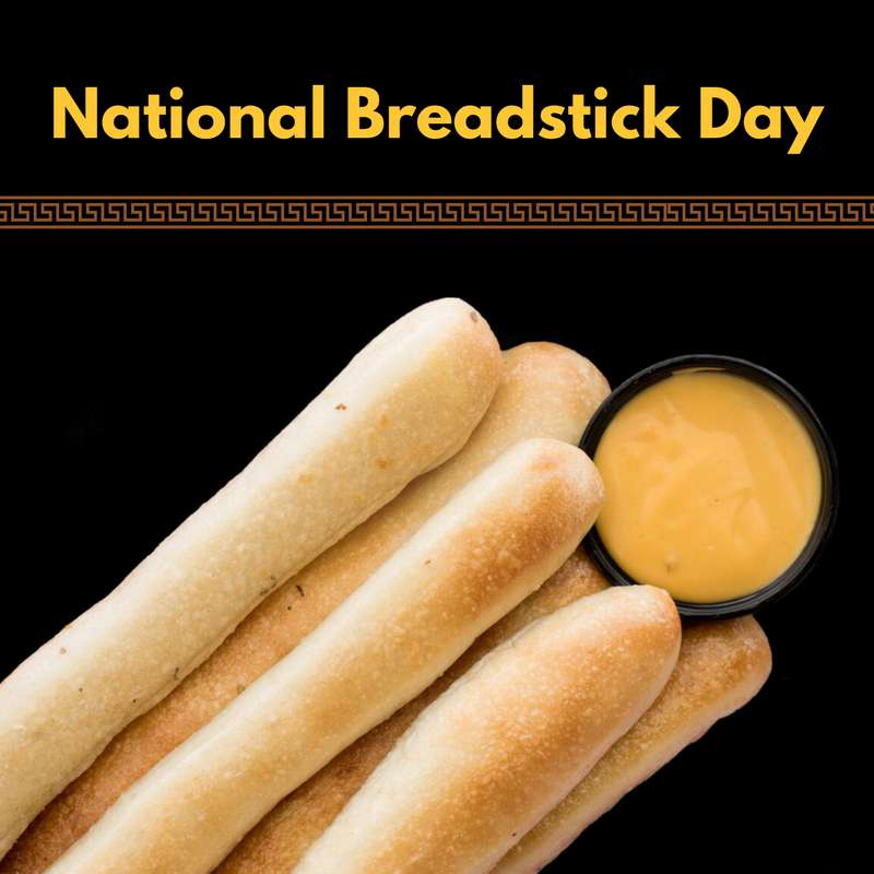 National Breadstick Day Wishes