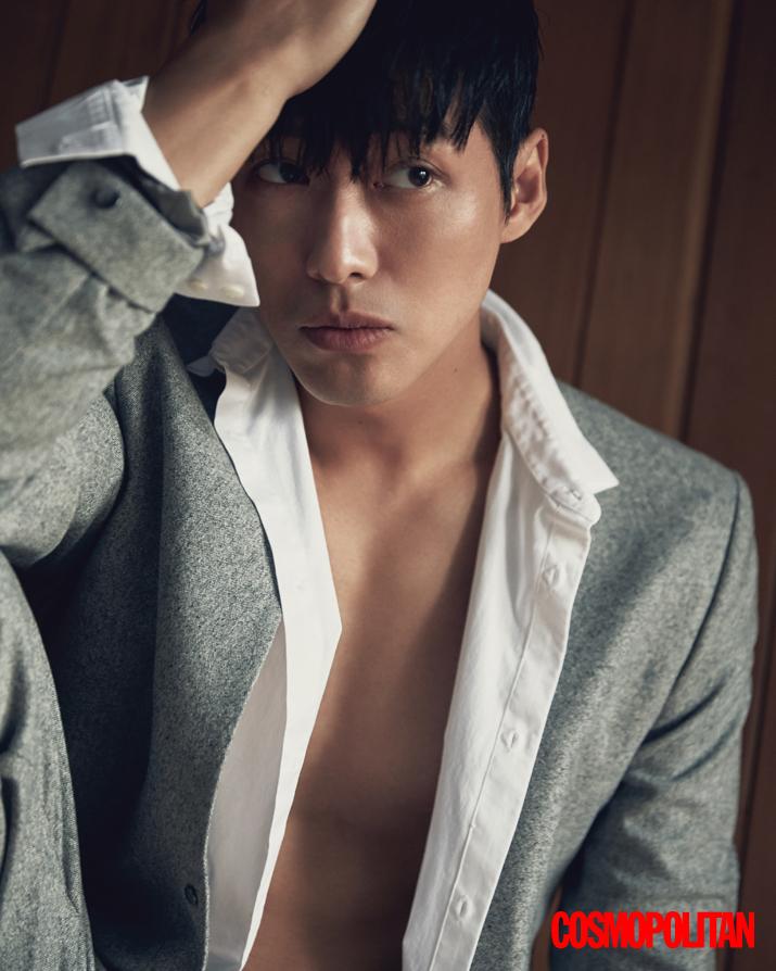 This Guy's World: Nam Goong Min for Cosmopolitan