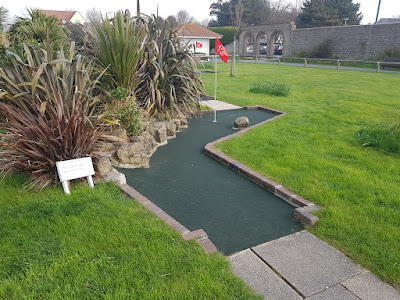 Splash Point Mini Golf in Worthing