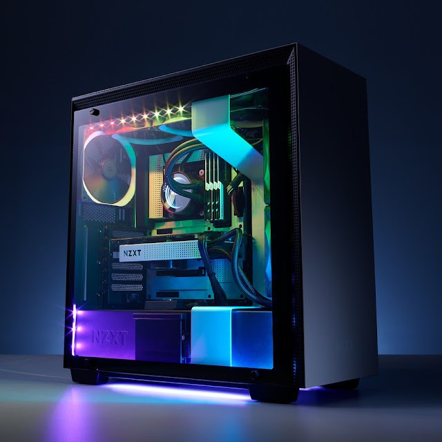 Best Gaming PC Build with RTX 3060, Keyboard, Mouse, Monitor and Headphones