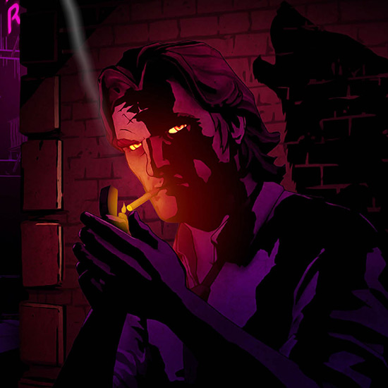 Bigby Wolf - The Wolf Among Us Wallpaper Engine