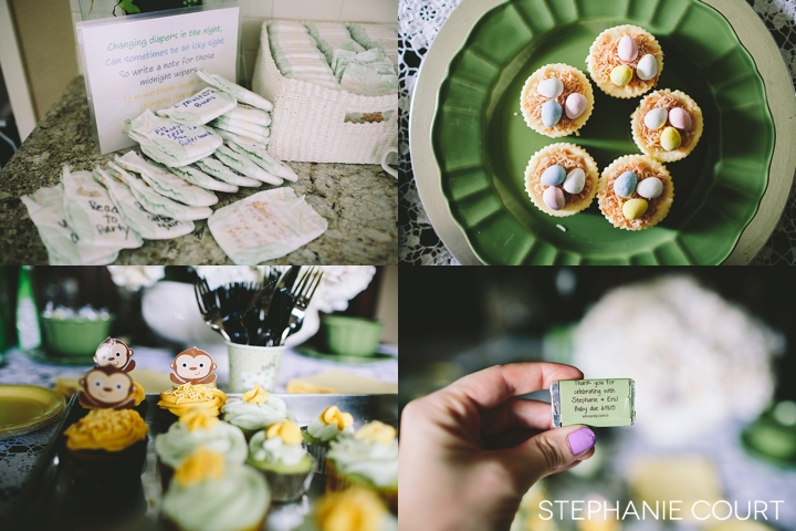 gender neutral baby shower details
