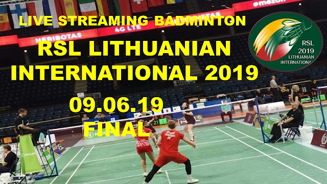 Live RSL Lithuanian International 2019