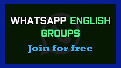 Join English Class WhatsApp Group Links