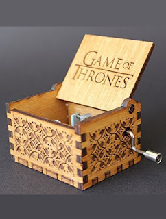 Unique gifts - Game Of Thrones Music Box
