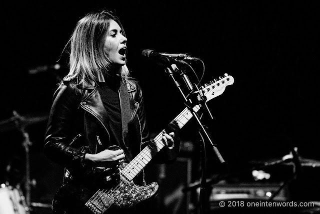 Blood Red Shoes at The Danforth Music Hall on May 12, 2018 Photo by John Ordean at One In Ten Words oneintenwords.com toronto indie alternative live music blog concert photography pictures photos