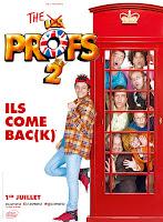 affiche de la comédie LES PROFS 2 réalisé par Pierre-François Martin-Laval