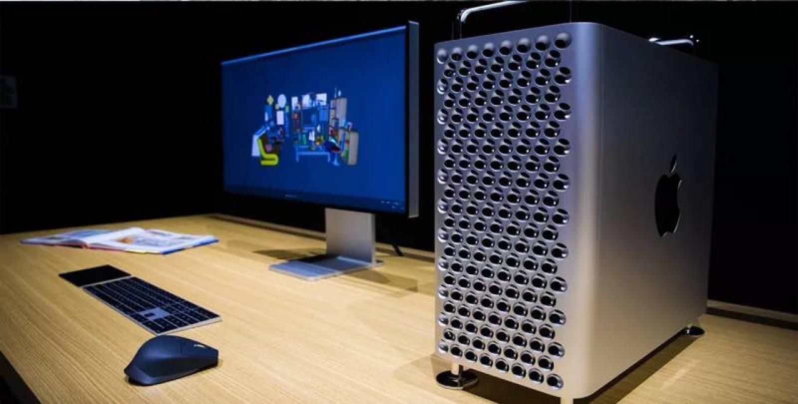 آبل تُعيد تصنيع أجهزة كمبيوتر Mac