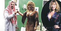 Ζάπλουτος Άραβας καψουρεύτηκε Ελληνίδα ηθοποιό και θέλει να την κλέψει!!!