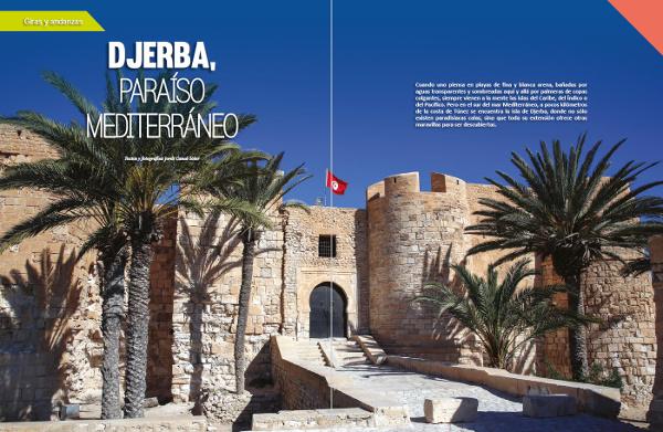 Djerba, Paraíso Mediterráneo