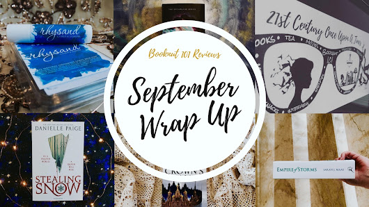 September 2016 ~ Wrap Up