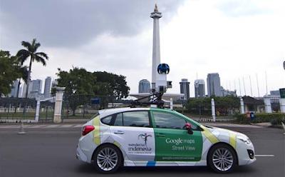 Mobil Google Maps