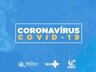 Registro-SP soma quatro casos positivos de Coronavirus - Covid-19