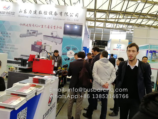 busbar machinery factory