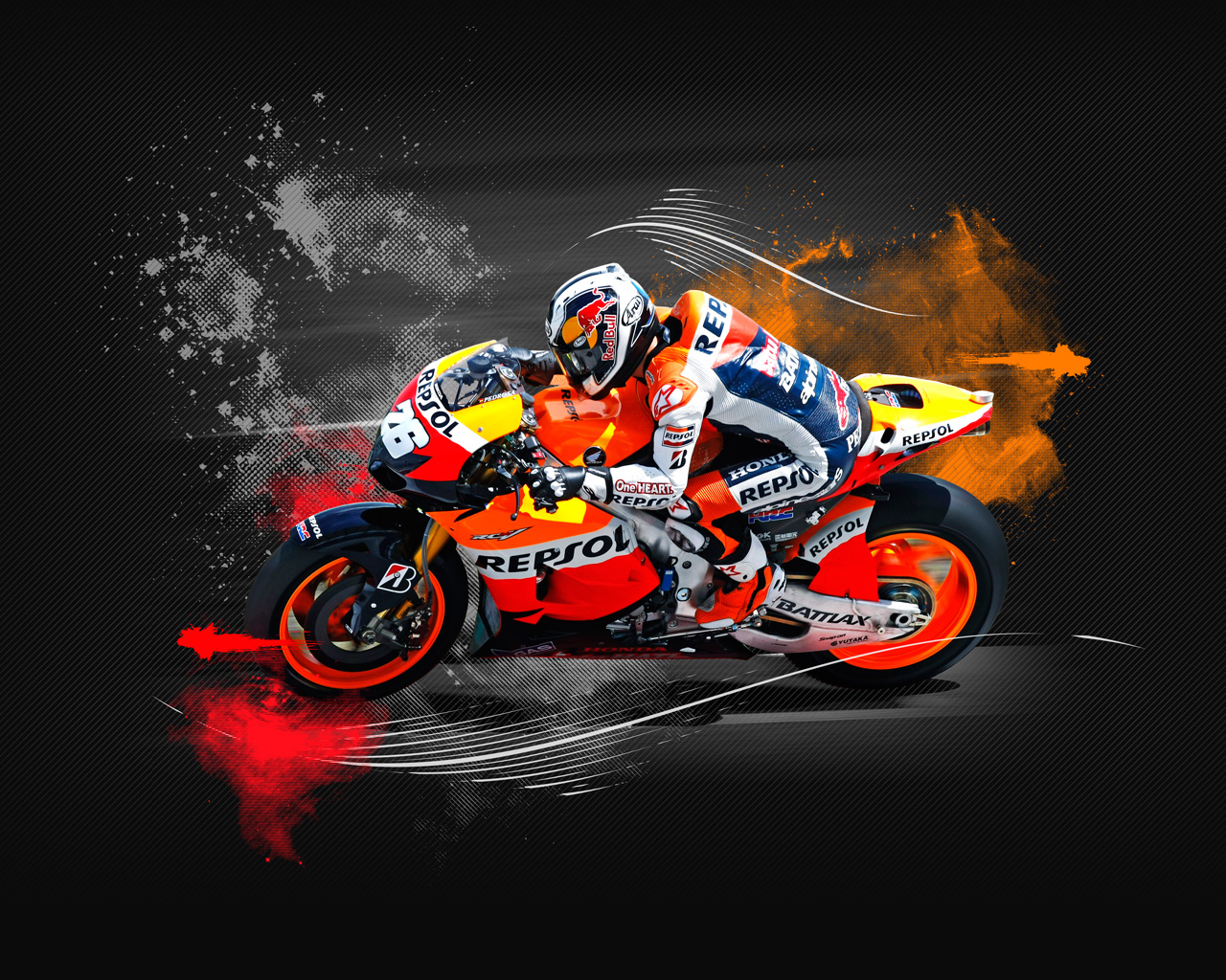 pedrosa motogp wallpaper hd - photo #1