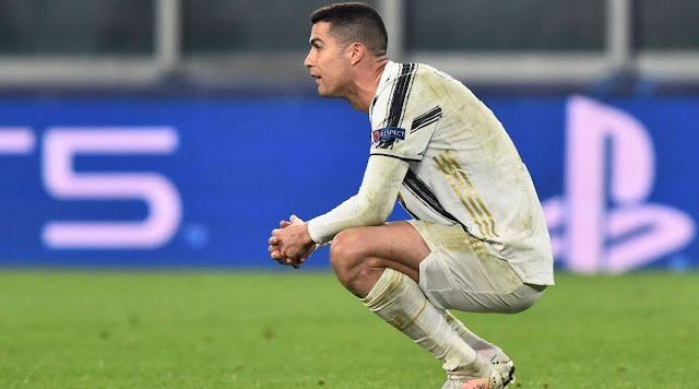 Juventus star Cristiano Ronaldo regrets missed chances against Porto