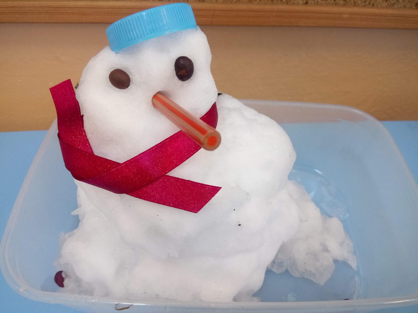 Co dzieje się ze śniegiem pod wpływem soli?