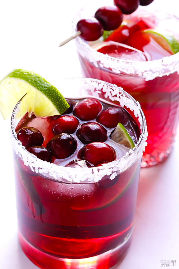 EASY CRANBERRY MARGARITA #drink #margaritas #easy #healthy #cranberry