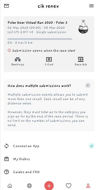 Apa itu Larian Maya @ Virtual Run dan Cara menyertainya?