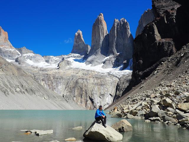 Torres del Paine Patagonien