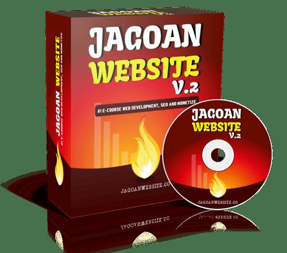 Jago Website bisa bangun banyak bisnis dari internet