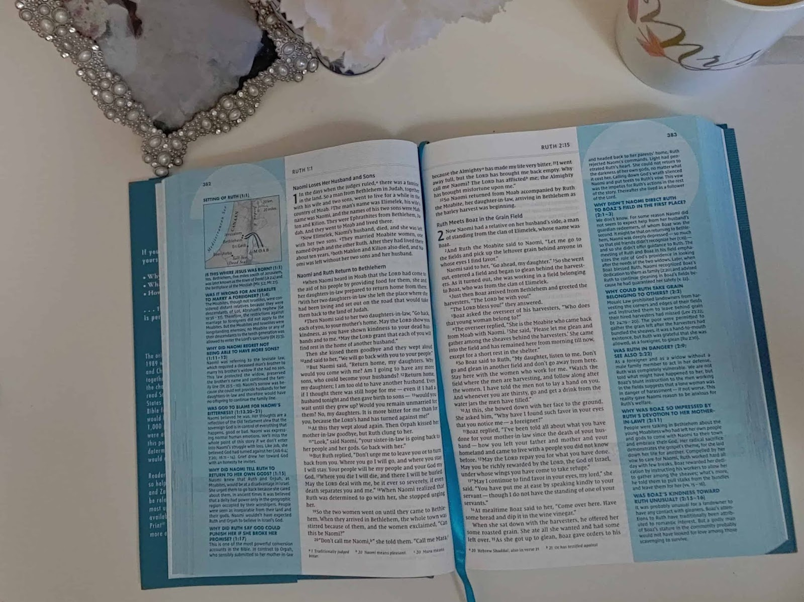 Bible Study   Are you a bible study beginner, trying to figure out how to dig deeper into the word. This review will help you decide if the NIV Quest Study Bible would be beneficial for your bible study routine. How To Study The Bible   dig into God's word   Bible study ideas   grow in your faith   Bible Study Methods   Spiritual growth #biblestudy #faithbuilding #spiritualgrowth