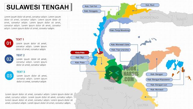 Peta Suteng Powerpoint PPTX