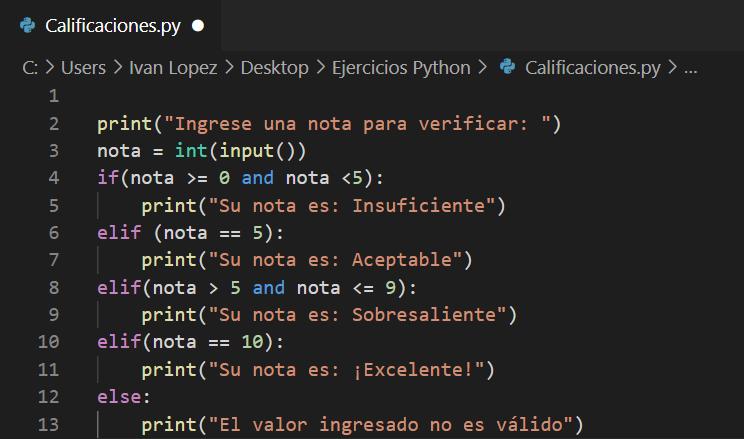 Pasar notas de números a texto en Python