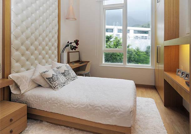 Design of Small Size Main Bedrooms with Minimalist Concepts
