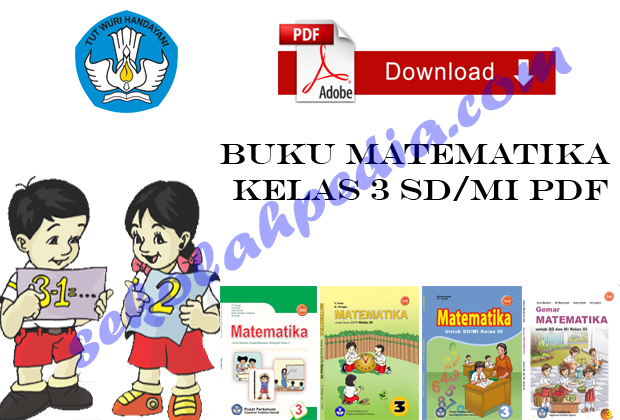 Buku Matematika Kelas 3 SD/MI Pdf