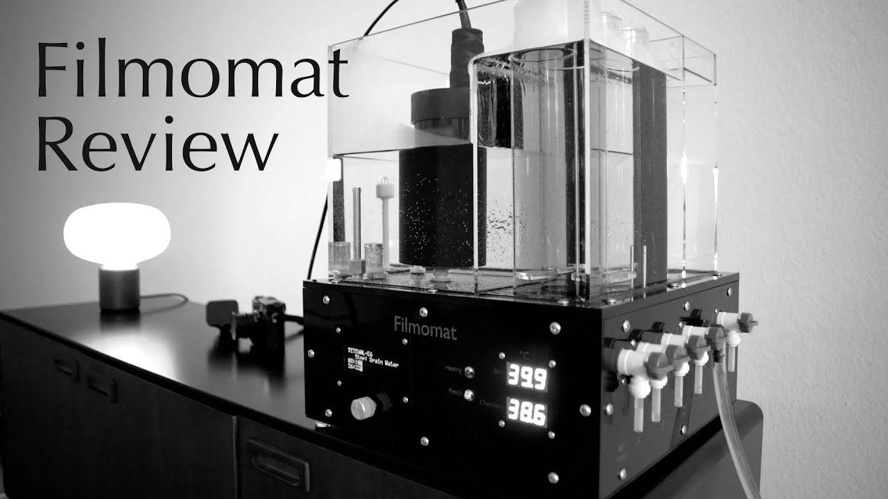 Filmomat: The Automatic Film Processing Machine