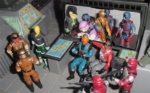 2002 Shock Viper, Internet Exclusive, Wave V, Serpentor, Cobra Flying Scorpion, Decimator