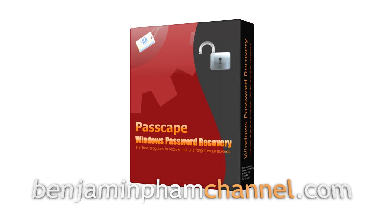passcape software reset windows password crack