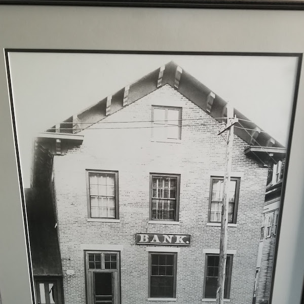 Farmington Historical Society TD Bank Collection - Recent Photo And Object Donations