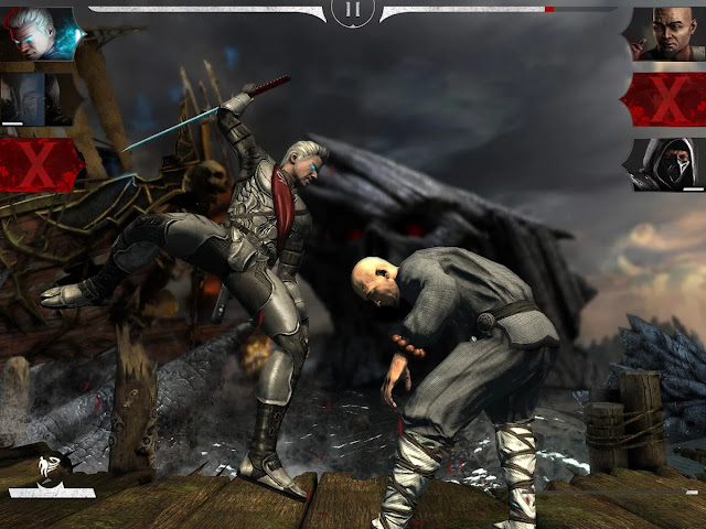 MORTAL KOMBAT X MOD APK Unlimited Money